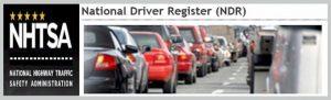 National Driver Register (NDR)